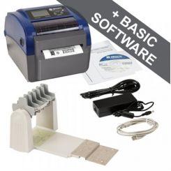 Принтер этикеток BBP12 + Держатель рулонов + ПО. для лабораторий.