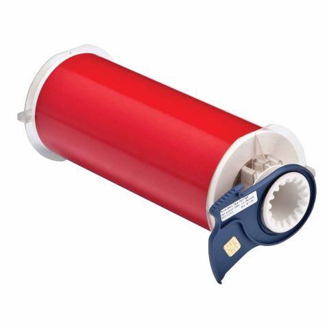 B85-200x15M-7569RD Винил B-7569 Красный 200 мм x 15 м (BBP85/Powermark)