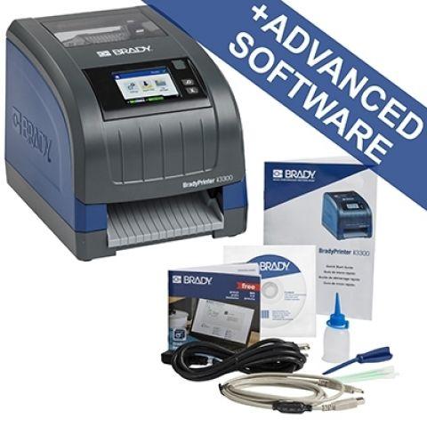 Промышленный принтер этикеток BRADY i3300-300-C-EU-LABS
