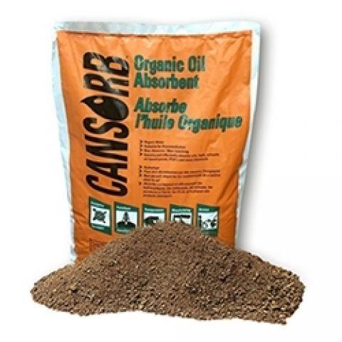 CS-CB18 Органический продукт переработки мха способом дробления для очистки земли и воды от масел и нефти. 8.2 кг. в мешке. 67л адсорб.