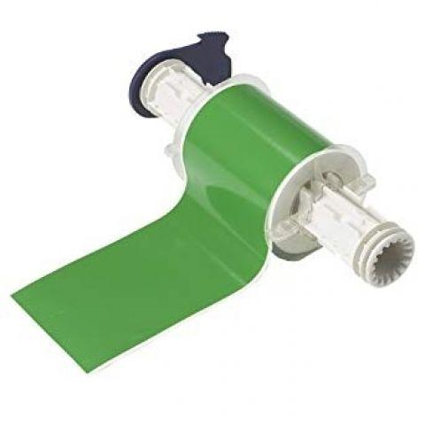 B85-100x15M-595-GN B-595 100 мм. Лента виниловая универсальная зеленая. Длина 15 м. (BBP85/Powermark)