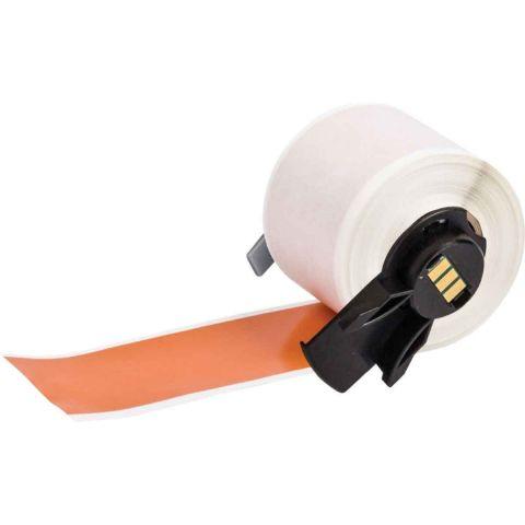 PTL-43-439-OR этикетки, 48.26мм * 15м. Винил оранжевый, матовый B439.