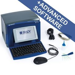 Промышленный принтер знаков и этикеток BRADY S3100-CYR-W-SFIDS