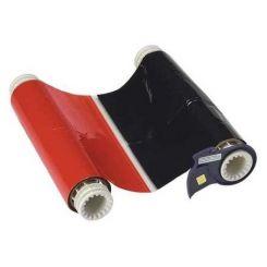 B85-R-158x60-BK/RD-200P Риббон 158 мм. Длина панели 200 мм черный-красный. Длина 60 м. (BBP85/Powermark)