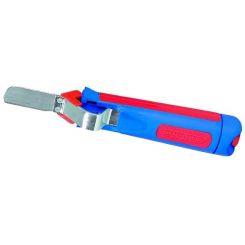 WEICON 4-28G Кабельный нож с прямым лезвием
