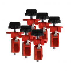 Блокираторы для прерывателей TBLO-блокираторы Tie Bar, (6 шт/упак)