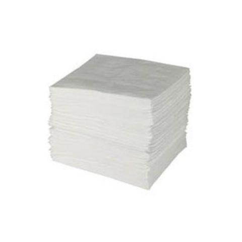 ENV100-M Масловпитывающие салфетки, 41 x 51 см, большой емкости, с перф. линией, уп.100 шт., на 136 литров