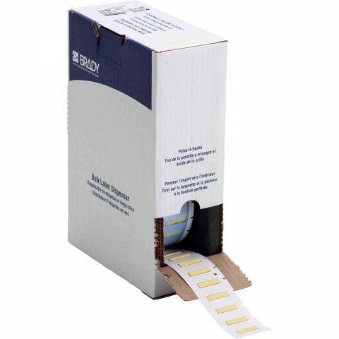 BM71-125-1-342-YL желтый теромусадочный маркер, 1000шт., 25.78ммх5.97мм