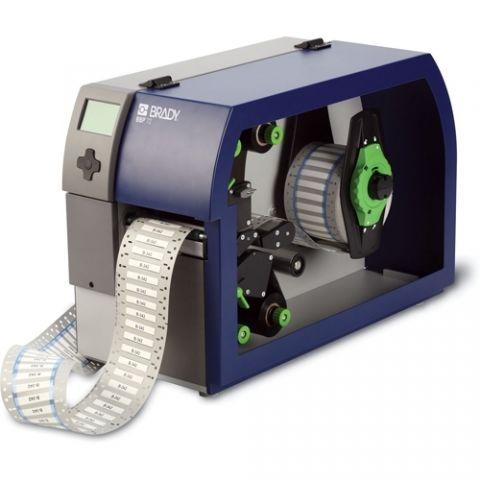 Промышленный принтер BRADY BBP72-34L принтер для двусторонней печати, 300dpi.