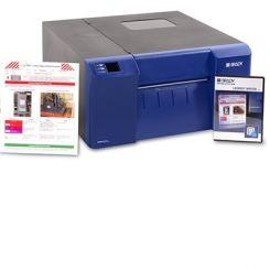 Цветной принтер этикеток BRADY Jet J5000-BWS-LOW-EU