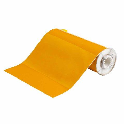 B85-250x10M-584-YL Светоотражающий материал B-584 250мм. Желтый. 10м. (BBP85/Powermark)