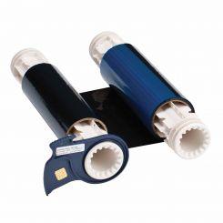 B85-R-158x60-BK/BL-380P Риббон 158 мм. Длина панели 380 мм черно-синий. Длина 60 м. (BBP85/Powermark)
