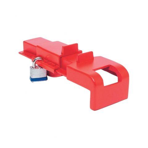 Блокиратор клапанов «Бабочка», красный