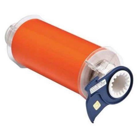B85-178x15M-569-OR В-569 178 мм. Лента полиэстер высококачественный оранжевый. Длина 15 м. (BBP85/Powermark)