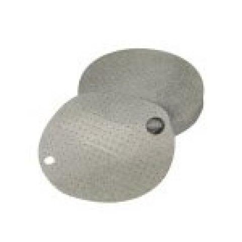 DTA25 Масловпитывающее покрытие для бочки, MRO, на 205 л,диам. 56 см, уп.25шт., на 26 литров (серая)