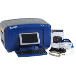 Цветной промышленный принтер BRADY BBP37 (клавиатура кириллица)
