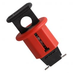 Блокиратор для миниатюрных электроавтоматов (для одно- и многофазных автоматов , POS - стандартный выход)
