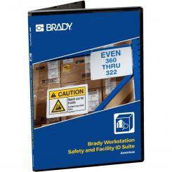 """Комплект приложений для Workstation """"Печать знаков безопасности"""" на CD"""
