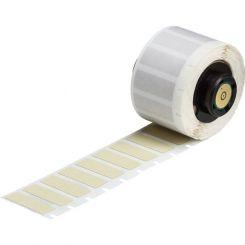 Этикетки самоклеящиеся BRADY PTL-16-426, для маркировки печатных плат, этикетка: 25.4 х 9.53 мм. Для принтеров M611, BMP61, BMP71