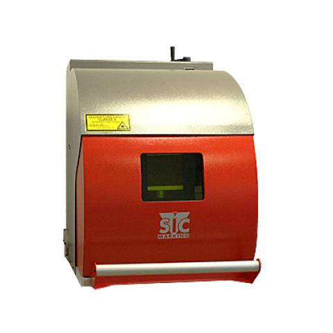 Стационарный лазерный маркиратор SIC Marking LBOX2, 50 Вт.