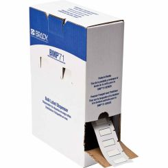 BM71-250-1-342 этикетки (аналог на TLS/HM BPSPT-250-1-WT) Термоусаживаемые маркеры 25.78х11.15