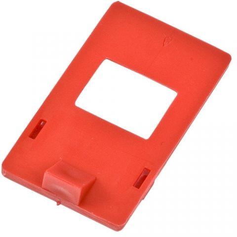 Блокирующая накладка 277 Вольт (6шт/комплект)