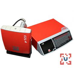 Портативный маркиратор SIC Marking e10-p123, окно 120х25мм, кабель 7.5м, электромагнитный прижим (4 магнита)
