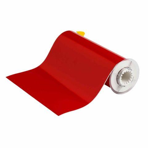 B85-250x15M-7569RD Винил B-7569 Красный 250 мм x 15 м(BBP85/Powermark)