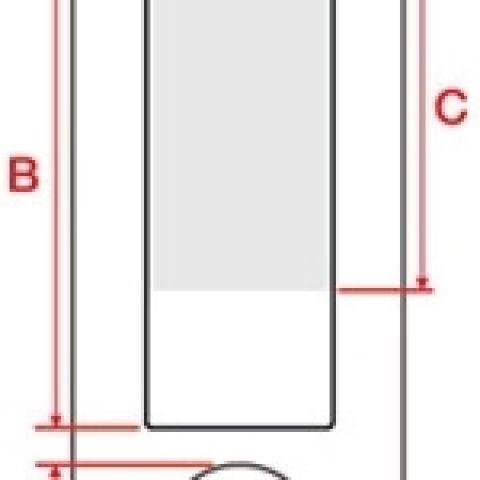 M71-101-461 самолам. этикетки 40ммх15мм (250шт.)