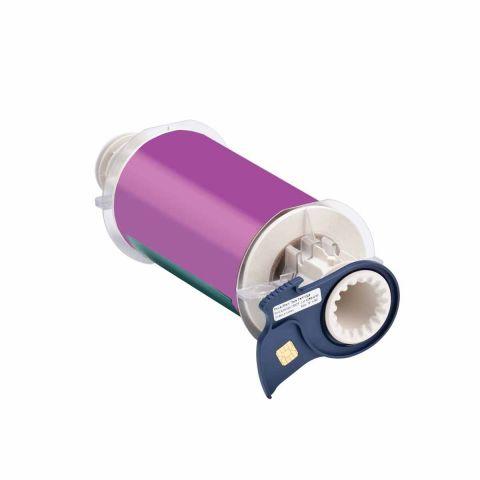 B85-150x15M-595-PL B-595 150 мм. Лента виниловая универсальная фиолетовая. Длина 15 м. (BBP85/Powermark)
