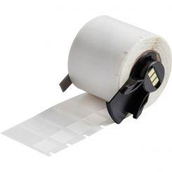 Промышленные самоклеющиеся этикетки Brady PTL-29-423, для общей маркировки, размеры: 38,1*12,7 мм., рул.500 эт. Для принтеров: M611, BMP61, BMP71