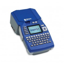 Принтер BRADY BMP51, английская клавиатура.