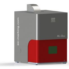 Стационарный лазерный маркиратор SIC Marking XLBOX-PC-20W