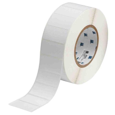 Этикетка контроля вскрытия THT-17-7351-3, белая, размеры: 50.8х25.4мм, рулон 3 000 этикеток