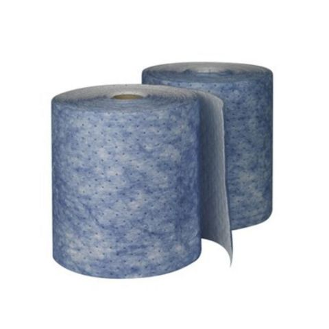 SPC155 Масловпитывающие салфетки в рулонах, 96 см x 44 м Большой емкости, нетканый. Упак. 1 рулон на 244 л.