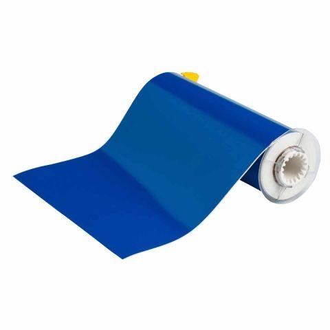 B85-250x15M-595-BL B-595 250 мм. Лента виниловая универсальная синяя. Длина 15 м. (BBP85/Powermark)