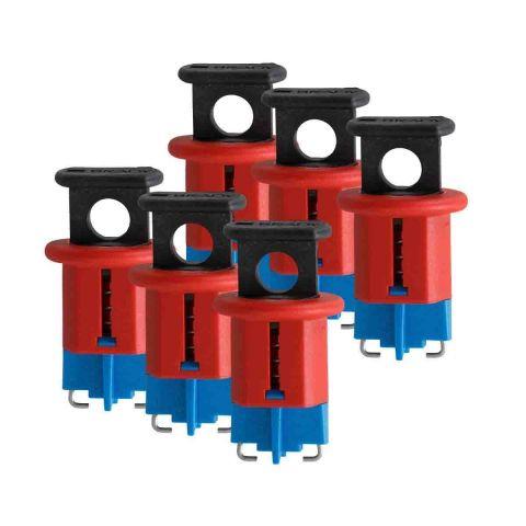 Блокираторы для прерывателей PIS-стандартные входы (6 шт/уп)