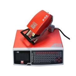Портативный маркиратор SIC Marking e10-p63, окно 60x25 мм, кабель 7.5 м, (электромагнитный прижим 2 магнита)