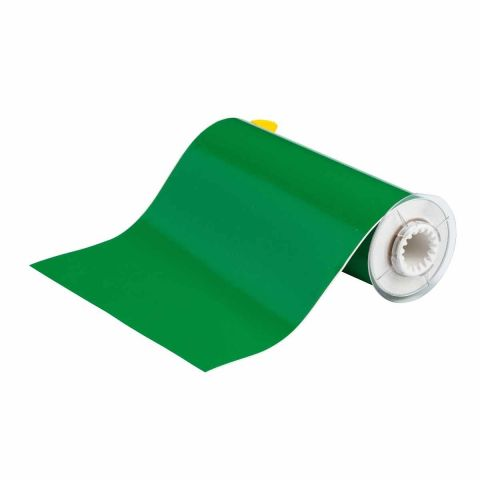 B85-250x15M-595-GN B-595 250 мм. Лента виниловая универсальная зеленая. Длина 15 м. (BBP85/Powermark)