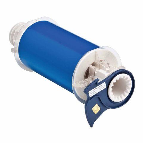 B85-150x15M-595-BL B-595 150 мм. Лента виниловая универсальная голубой. Длина 15 м. (BBP85/Powermark)