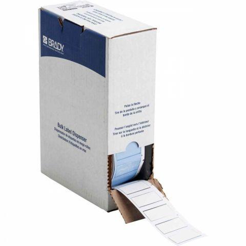 BM71-500-175-342 этикетки (аналог на TLS/HM BPSPT-500-175-WT) Термоусаживаемые маркеры 44.83х21.62. В упаковке 1000шт.
