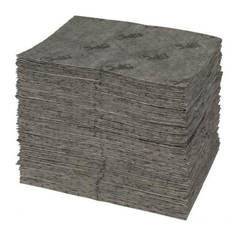 MRO300-E Салфетки, 41 см х 51 см, средний вес, перфорированные, 100шт. в упаковке, адсорбция 102 л.