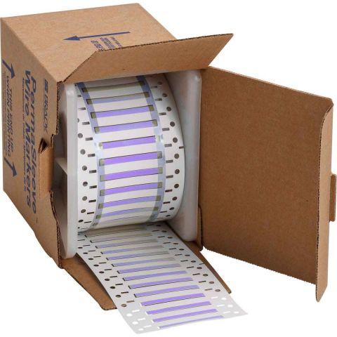 Термоусадочная трубка Permasleeve 3:1(фиолетовая) (500 шт/рул)
