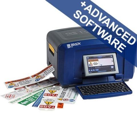 Принтер BRADY BBP35-CYR-SFIDS