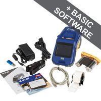 """Принтер M611-EU-BT-W с WiFi. В комплекте: USB кабель, шнур питания, USB c драйверами и руководство """"быстрый старт"""", PTL-97-488 и риббон M61-R4310. ПО Brady Workstation Basic Suite"""